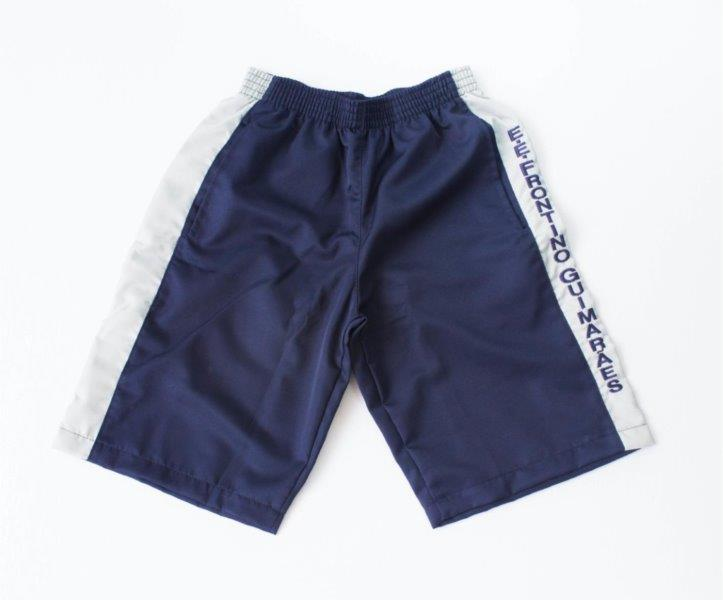 Bermuda tactel uniforme
