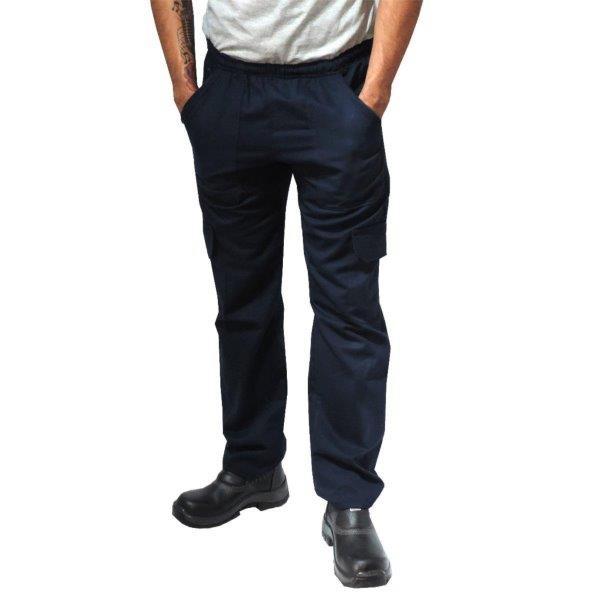 Calça cargo uniforme