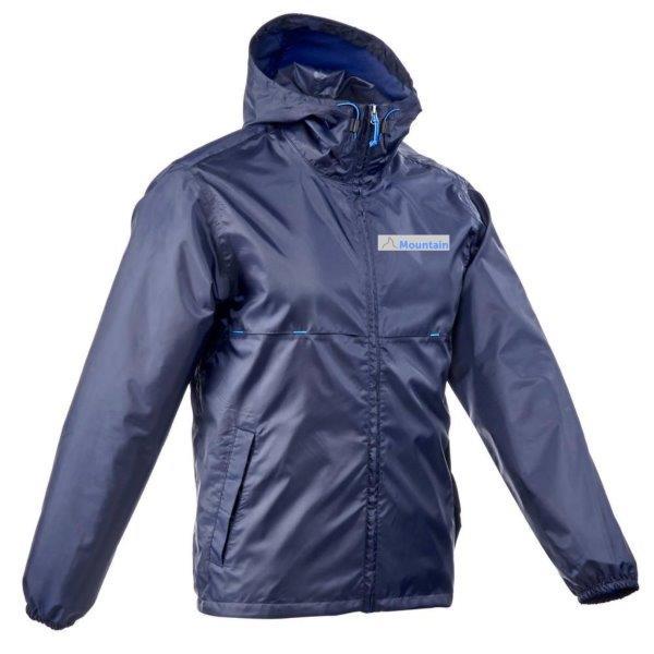 Jaqueta impermeavel uniforme