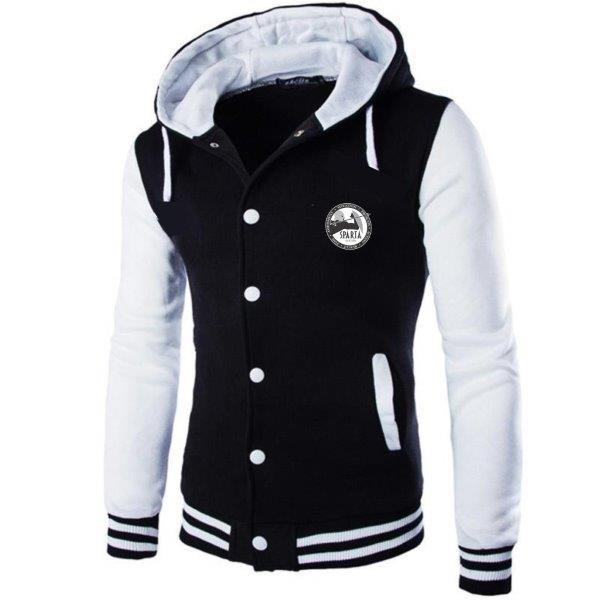 Jaqueta universitaria americana personalizada