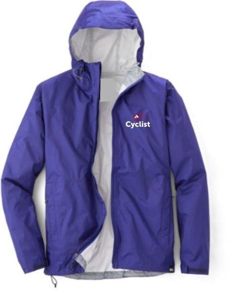 Jaqueta corta vento personalizada