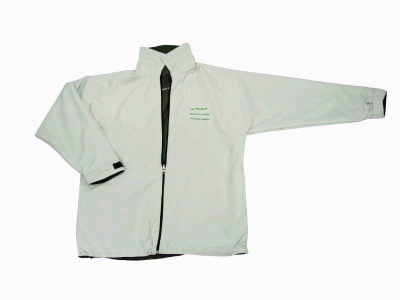 Jaqueta dupla face para uniforme