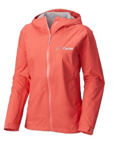 Jaqueta impermeável uniforme