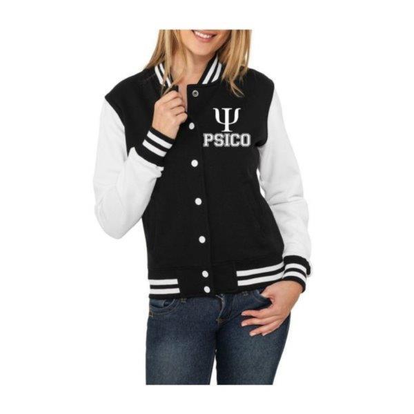 Jaqueta universitária americana personalizada